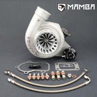 "MAMBA GTX3584R 4"" A/R.70 TURBO FULL BOLT-ON KIT FIT Ford Falcon FG XR6 G6E F6"