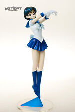 Sailor Mercury Sailor Moon Hand Painted Resin Yetiart Figurine Pre-order