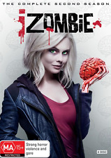 iZombie : Season 2 (DVD, 4-Disc Set) NEW