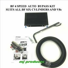 Ford bf  Falcon Automatic Transmission 4 SPD  DIY Oil Cooler Bypass Kit  v8 o...