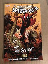 AMAZING SPIDER-MAN THE GAUNTLET VOL 5 LIZARD TRADE PAPERBACK MARVEL COMICS(2011)