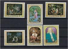 Stamp mauritius/mauritius serie stamps paul and virginia new n ** APCs