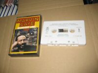 Marvin Gaye Spanisch Kassette Midnight Love 1987
