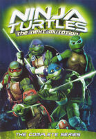 Ninja Turtles: The Next Mutation - The Complet New DVD