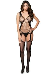 Be Wicked Complications Body Stocking BWB110
