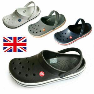Womens Mens Cro*s Bayaband Slip On Clog Size UK4-10