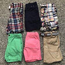 Boys Shorts Lot Of 6 - Sz 3T - Gymboree, Baby Gap, Carter's, Chaps Ralph Lauren