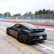 """19"""" HRE FF01 FLOW FORM BLACK CONCAVE WHEELS RIMS FITS PORSCHE 997 911 CARRERA"""