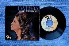 DALIDA / EP BARCLAY 70 757 / ( Sans autocollant ) / BIEM 1965 ( F )