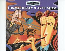 CDTOMMY DORSEY & ARTIE SHAWswingsationEX  (B4151)