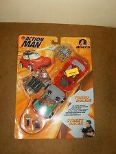 Modern ACTION MAN Micro - MAM - HASBRO - 1996 - TURBO BOLIDE / STREET RACER