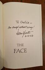 The Face Tapa Dura HC Libro Firmado por Dean Koontz