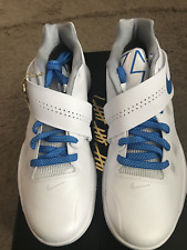 2018 NIKE ZOOM KD IV 4 CT 16 QS AQ5103-100 THUNDERSTRUCK  BATTLE TESTED SIZE 9.5