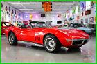 Wayne Michigan 1969 Red Corvette