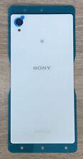 Sony Xperia M4 Aqua Couvercle de Batterie Étui Blanc pour / 196gul0002a