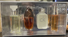 Calvin Klein For Her 4 piece Gift Set Eternity Obsession Ck One Escape