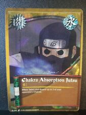 Chakra Absorption Jutsu 095 Wavy Textured Foil NM See Detailed Pictures
