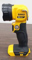 DeWalt 20V 20 Volt Max Lithium Ion Cordless LED Flashlight DCL040 Brand New