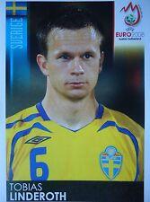 Suecia Panini euro 2004-Tobias Linderoth #189