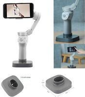 Desktop Base für DJI OM 4 Holder Stand Kardanstabilisator Handheld-Telefon ABS