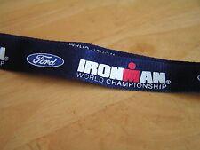 Ford Ironman World Championship Triathalon Lanyard Run Swim Bike Kona New L@K