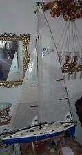 rc sailboat used