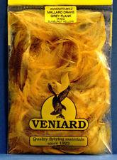 Mallard flankenfedern 2 gramos bolsa Sunburst Yellow