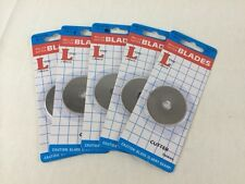 Rotary Cutter Blades 45mm - Set of 5