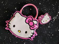 SANRIO Hello Kitty Borsa con Portamonete Handbag Japan Lolita Vintage Regalo