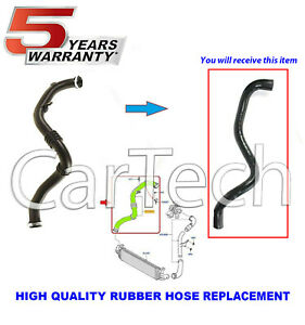 INTERCOOLER TURBO HOSE PIPE FOR FORD MONDEO MK4 GALAXY S-MAX 1.8 TDCI 1521483