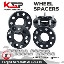 4X 20mm Wheel Spacer 5x4.5 to 5x114.3 12X1.5 67.1 CB Fit Mazda Compass Patriot