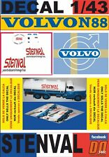 DECAL 1/43 VOLVO N88 STENVAL (01)