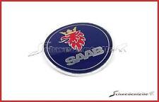Original Saab-Emblem Heck Saab 9-3 II Kombi ´04- logo badge NEW NOUVEAU