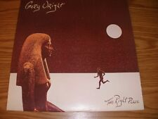 """GARY WRIGHT """"THE RIGHT PLACE"""" 1981 WARNER BROTHERS BS 3511"""