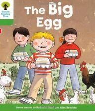 Oxford Reading Tree: Stage 2: First Sentences: The Big Egg (Ort First Sentences)