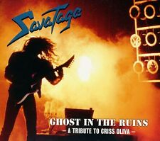 Ghost In The Rain - Savatage (2011, CD NEUF)