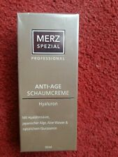 MERZ SPEZIAL PROFESSIONAL   ANTI - AGE Schaumcreme Hyaluron 50 ml