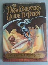 The Dragonlover's Guide to Pern by Jody Lynn Nye and Anne McCaffrey (1989, HC)