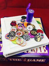 POG Collection, Board, Slammers, Uncut Sheets, Cases. Vintage 90'S