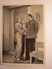 Hilde Weissner & Willy Birgel in Uniform - Kulisse - Schauspieler / Foto