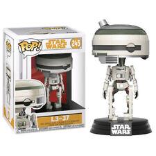 Star Wars: Solo - L3-37 Pop! Vinyl Figure NEW Funko