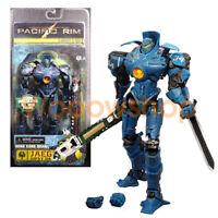 "NECA Pacific Rim Gipsy Danger Hong Kong Brawl 7"" Action Figure Robot Collect New"
