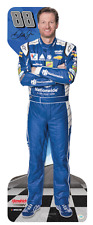 Life Size Dale Earnhardt Jr #88 Nationwide - NASCAR Stand Up with FREE BONUS!!