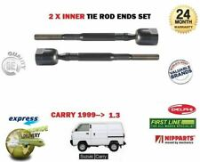 FOR SUZUKI CARRY 1999-/> 2x OUTER 2x INNER STEERING TRACK RACK TIE ROD ENDS