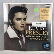 Elvis Presley - Where No One Stands Alone LP NEW