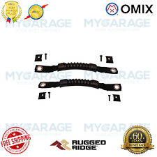 Omix-ADA For 76-95 Jeep CJ / Wrangler Rugged Ridge Door Pull Straps - 11825.01