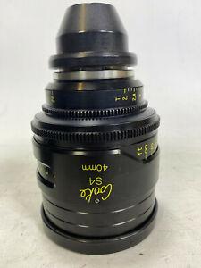 Cooke 40mm S4 T2 PL Mount Lens