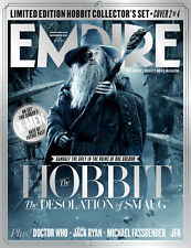 EMPIRE December 2013,The Hobbit:The Desolation Of Smaug,Gandalf Ian McKellen NEW