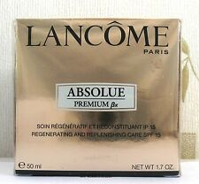 LANCOME ABSOLUE PREMIUM BX - 50ML - Sealed In Cellophane
