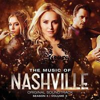 The Music Of Nashville Original Soundtrack - Season 5 Volume 3 (NEW CD)